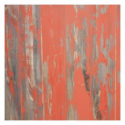 Timeline Wood 11/32 in. x 5.5 in. x 47.5 in. New Orange Wood Panels (6-Pack)