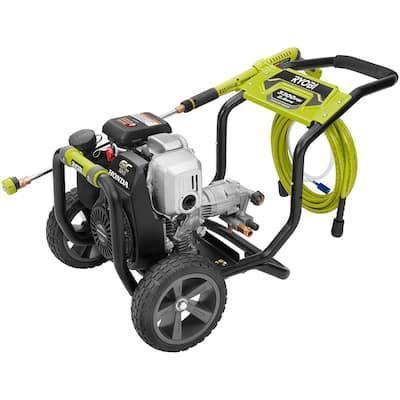 3,300 PSI 2.4 GPM Honda Gas Pressure Washer