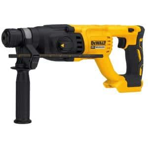 20-Volt MAX Cordless Brushless 1 in. SDS Plus D-Handle Concrete & Masonry Rotary Hammer (Tool-Only)