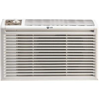 5000 BTU Window Air Conditioner with Manual Controls