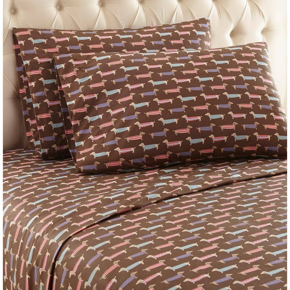 Shavel Micro Flannel Sheet SET Kool Kats