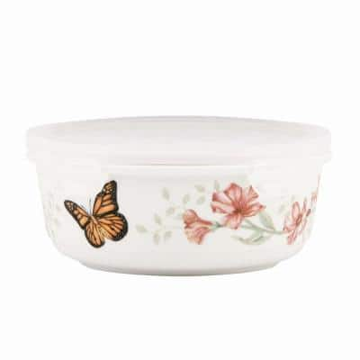 Serve and Store Round Container