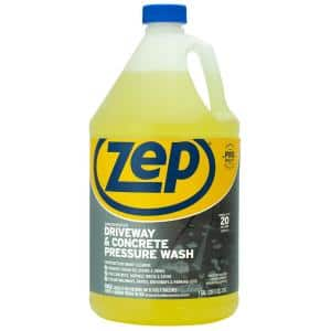 128 oz Driveway and Concrete Pressure Wash Concentrate Cleaner