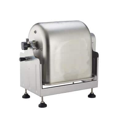Big Bite 12.5 Qt. Single Speed Stainless Steel Meat Mixer