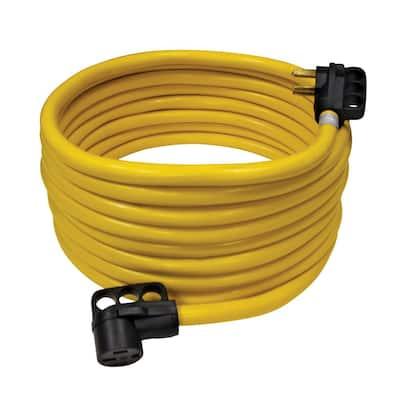 36 ft. 50 Amp RV Cord Grip Handle Plug