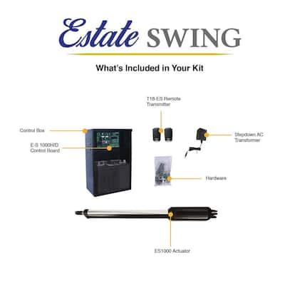 Single Swing Automatic Gate Opener Kit