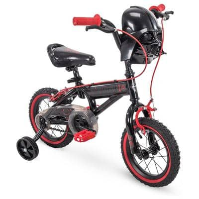 Star Wars Darth Vader 12  in. Toddler Bike with Training Wheels