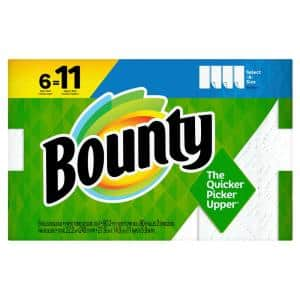 Select-A-Size White Paper Towels (6 Super Rolls)