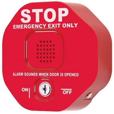 Wireless Exit Stopper Multifunction Door Alarm System