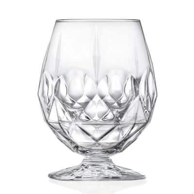 Sniffer 16 oz. Crystal Whiskey-Glencairn Drink ware Glass Set of 6