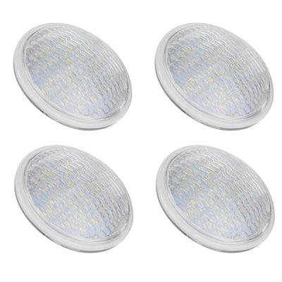 75-Watt Equivalent PAR36 LED Light Bulb 9 Watts Warm White (4-Pack)