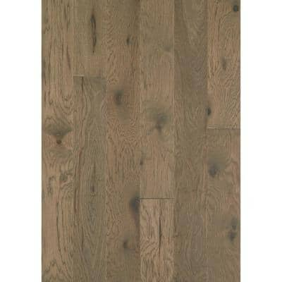 Hampshire Weathered 3/8 in. T x 6-3/8 in. W x Varying Length Water Resistant Engineered Hardwood Flooring(30.48 sq. ft.)