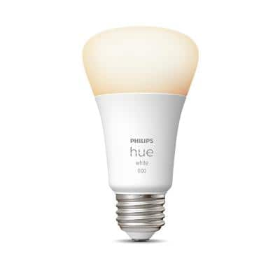 Soft White A19 75W Equivalent Dimmable LED Smart Light Bulb