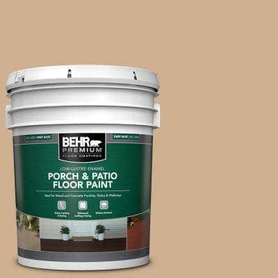 5 gal. #PFC-24 Gathering Place Low-Lustre Enamel Interior/Exterior Porch and Patio Floor Paint