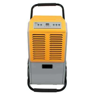 110-Pint Commercial Dehumidifier with Bucketless Option