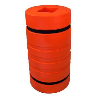 Defender Series Orange Building Protector