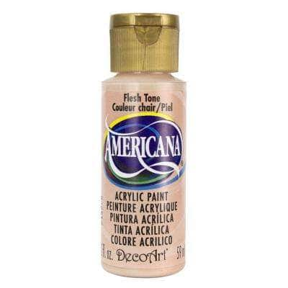 Americana 2 oz. Warm Beige Acrylic Paint