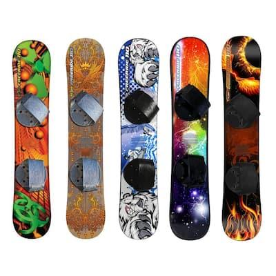 ESP Series 110 cm Freestyle Kid's Snowboard