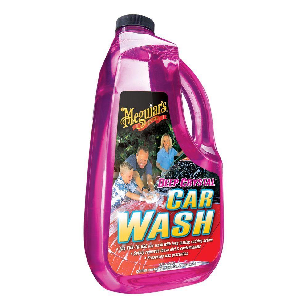 64 oz. Deep Crystal Car Wash
