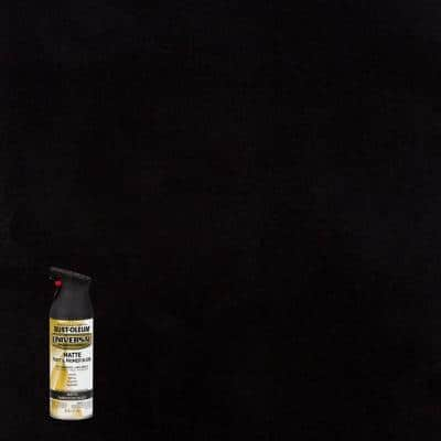 11 oz. All Surface Matte Farmhouse Black Spray Paint and Primer in One