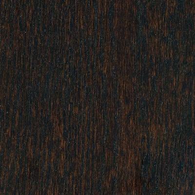 Take Home Sample - Wire Brushed Oak Coffee HDF Hardwood Flooring - 5 in. x 7 in.
