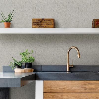 Guri Grey Concrete Texture Grey Wallpaper Sample