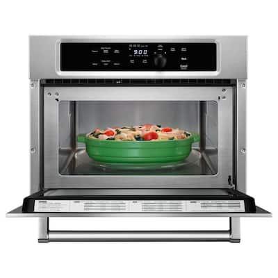 1.4 cu. ft. Built-In Microwave in Stainless Steel