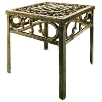 Mississippi End Patio Table