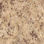 3 in. x 5 in. Laminate Sheet Sample in Milano Quartz with Premium Quarry Finish