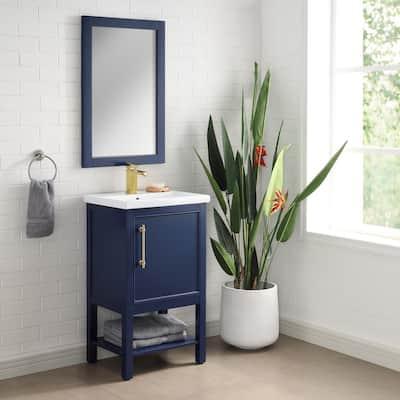 20 Inch Vanities Bathroom Vanities Bath The Home Depot