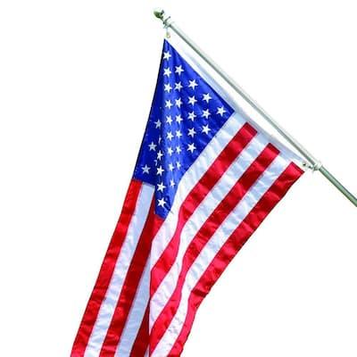All-American 3 ft. x 5 ft. Nylon US Flag Kit