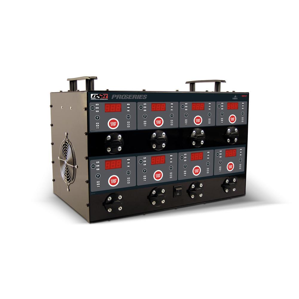 6-Volt/12-Volt 8-Bank Automatic Battery Charging Station