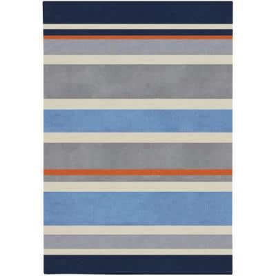 Will Gray 2 ft. x 3 ft. Area Rug