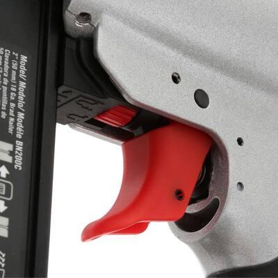 18-Gauge Pneumatic Brad Nailer Kit with Bonus Pneumatic 16-Gauge 2-1/2 in. Nailer Kit