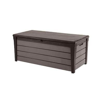 Brushwood 120 Gal. Resin Deck Box