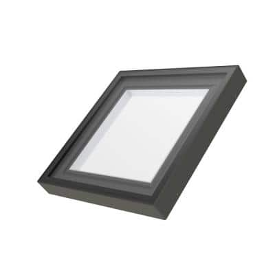 FXC 46-1/2 in. x 46-1/2 in. Fixed Curb-Mounted Skylight with Laminated LowE366 Glass