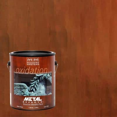 1 gal. Metal Effects Oxidizing Bronze Paint