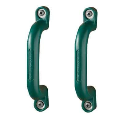 Green Safety Handles (2-Pack)