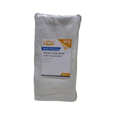 Terry Towel (40-Pack)
