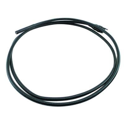 9.8 ft. 8 mm Video Inspection Probe for DSC600 Series Inspection Cameras and Borescopes