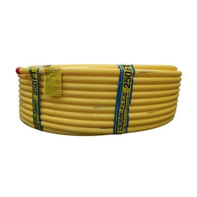 3/4 in. IPS x 250 ft. DR 11 Underground Yellow Polyethylene Gas Pipe