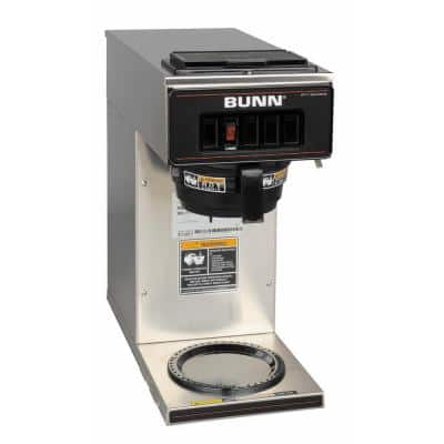 VP17-1 12-Cup Commercial Coffee Maker, 1 Warmer, 13300.0001