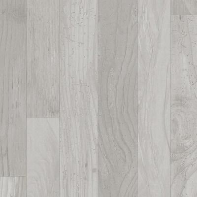 Light Harbor Wood Residential Vinyl Sheet Flooring 13.2ft. Wide x Cut to Length