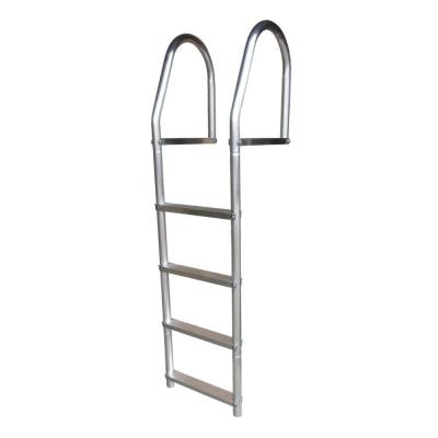 4-Step Fixed Standard Weld Free ECO Dock Ladder