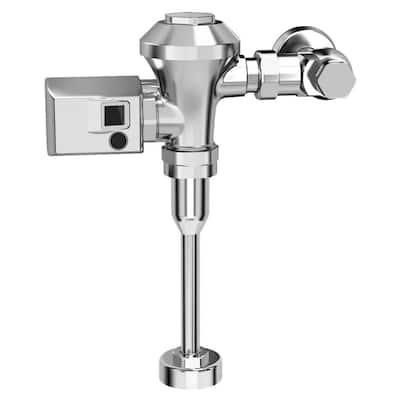 Ultima Sensor-Operated 1 GPF Urinal Diaphragm-Type Flush Valve in Polished Chrome