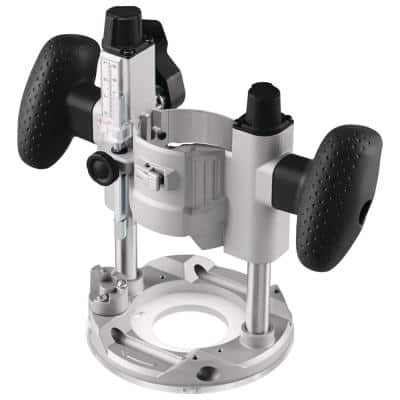 1-1/4 HP 5-3/4 in. Plunge Base for Bosch GKF125CE Palm Router