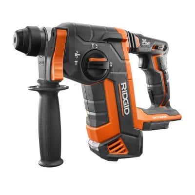 18-Volt OCTANE Cordless Brushless 1 in. SDS-Plus Rotary Hammer (Tool Only)