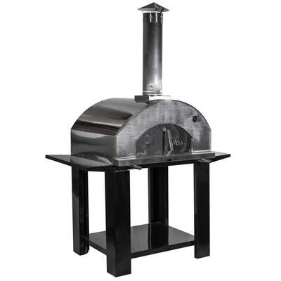 Pizzero Genuine Napolitano Wood-Fired Outdoor Pizza Oven