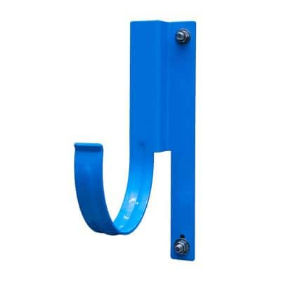 6 in. Surface Mount Pipe Hanger Fits 6 in. PVC, Copper, Stainless and Black Pipe