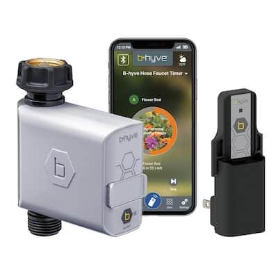 B-Hyve Smart Hose Faucet Irrigation Controller/Wi-Fi Hub